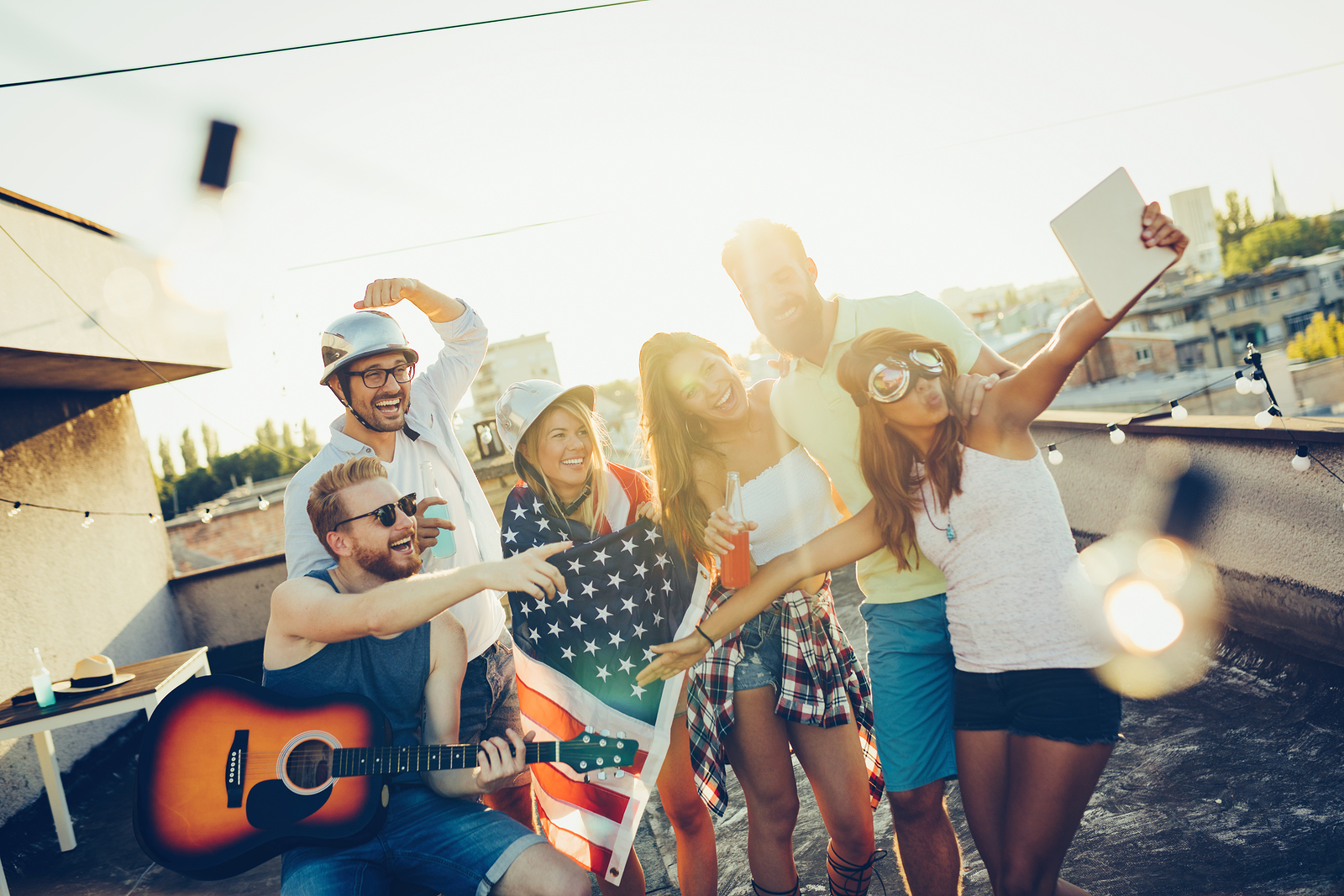 Pre-party tips for a waste free shindig