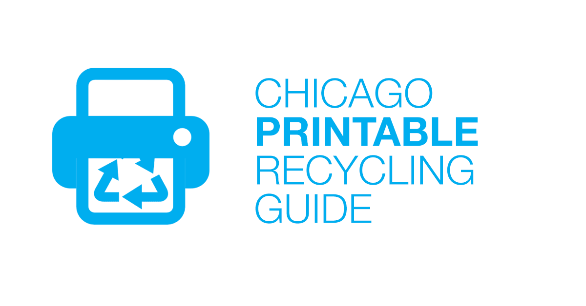 printable recycling guidelines