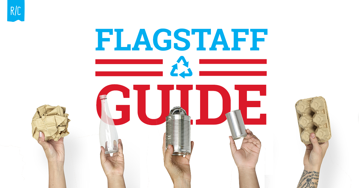 Flagstaff Recycling Guide Recycle By City