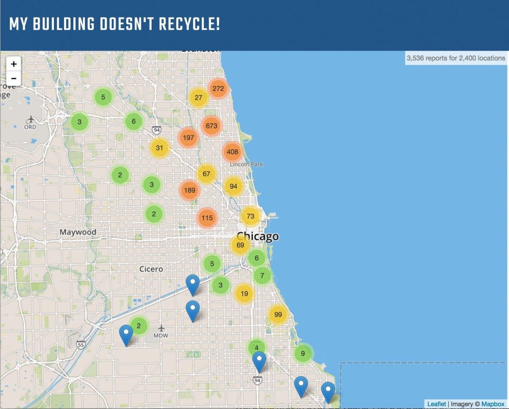 Mandatory Recycling In Chicago Apartments And Condos