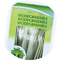 Biodegradable & Compostable plastics
