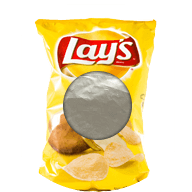 potato chip bags