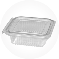 Clam Shell containers