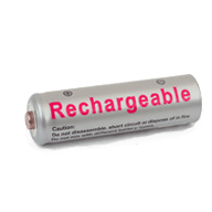 Batteries - Recharegable